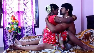 Indian Hot Aunty, Girl - 1
