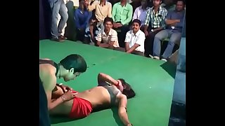 Desi nanga naach dirty dance by desi girl and boy