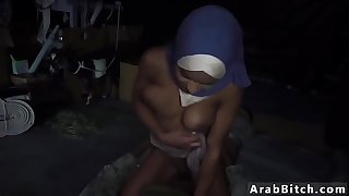 Arab muslim sex first time The Booty Drop point, 23km outside base